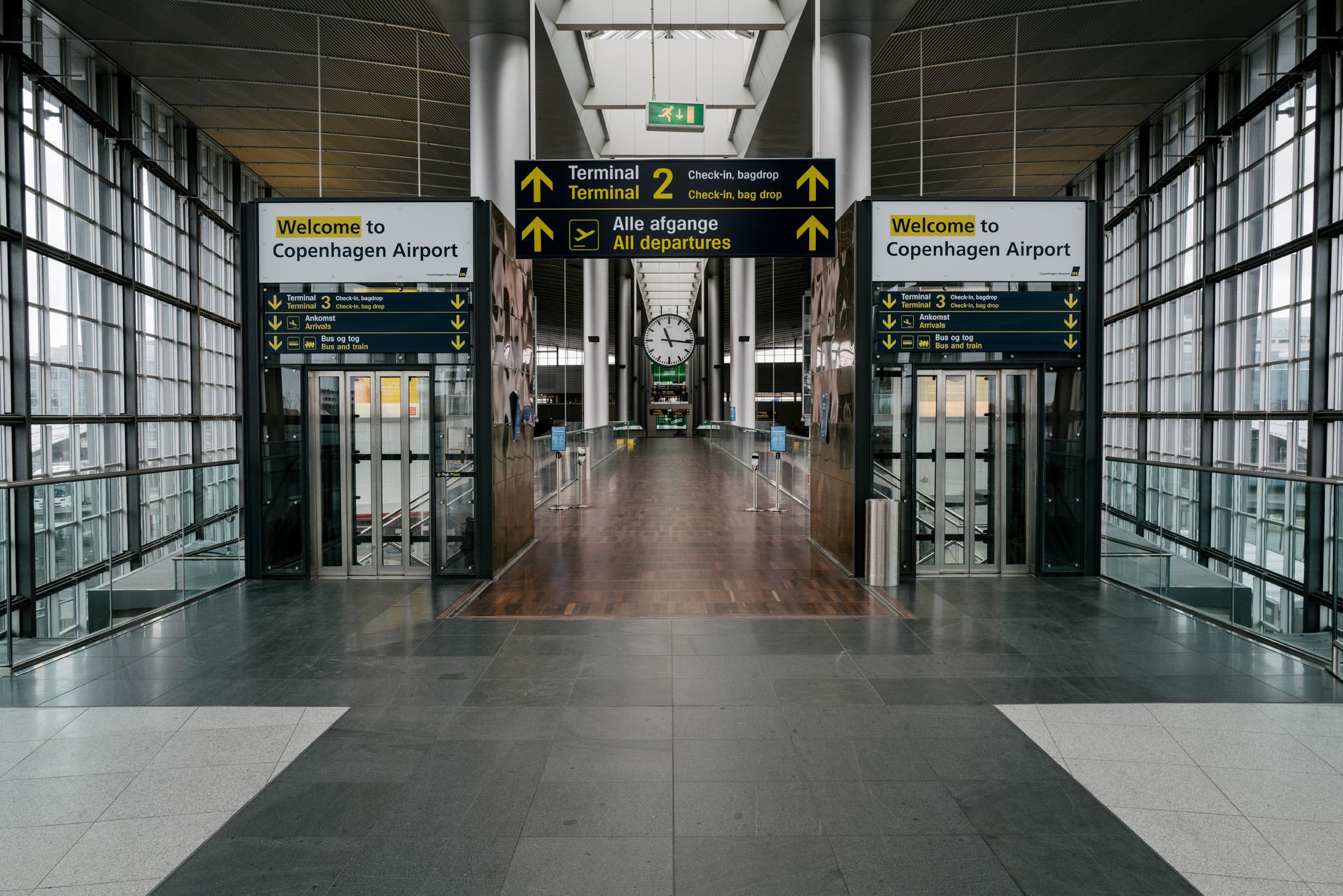 Coronavirus in Copenhagen